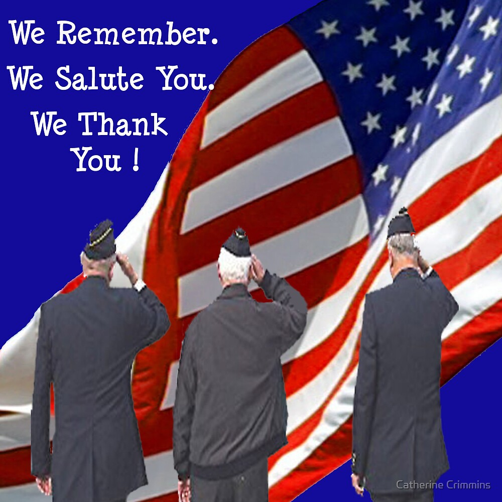 We Remember by Catherine Crimmins