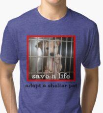 Save a Life Tri-blend T-Shirt