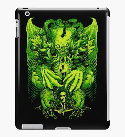 Lovecraft Cthulhu III iPad Case/Skin