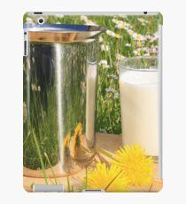 glass milk iPad Case/Skin