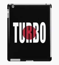 Turbo iPad Case/Skin