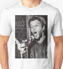 Tom Waits Live performance Unisex T-Shirt