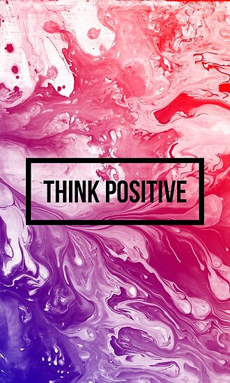 Think positive. by shekularaz