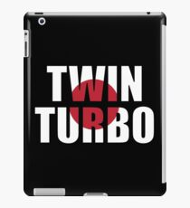 Twin Turbo iPad Case/Skin