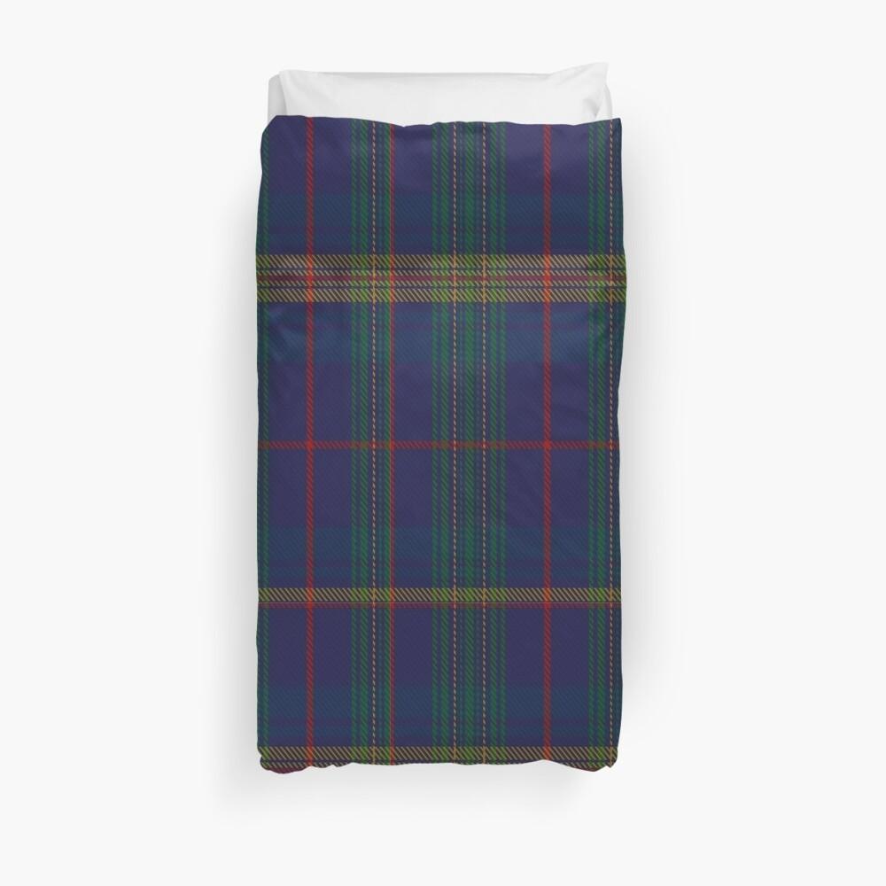 Jenkins of Wales Clan/Family Tartan Duvet Cover