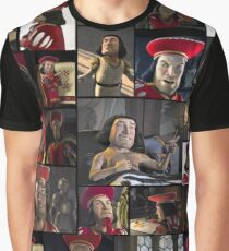 Lord Farquaad Graphic T-Shirt