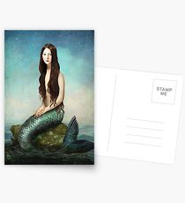 Deep Waters Postcards