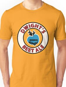 Dwight's Beet Ale. T-Shirt