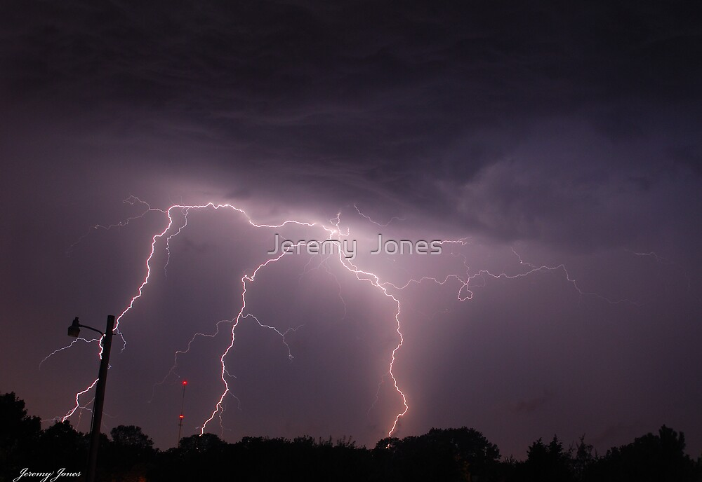 Electrically Charged! by Jeremy  Jones