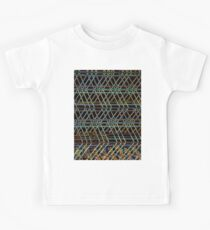 Abstract Architecture Kids Tee