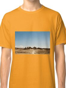 Trona Pinnacles California 0103 Classic T-Shirt