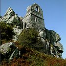 Roche Rock - Hermits Dwelling by AndyReeve