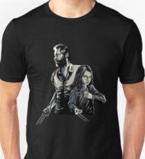 Logan and Laura Unisex T-Shirt