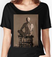 Tattooed Man Women's Relaxed Fit T-Shirt