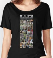 50 Shades of Wolfhound Women's Relaxed Fit T-Shirt