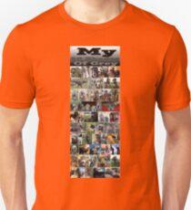 50 Shades of Wolfhound Unisex T-Shirt