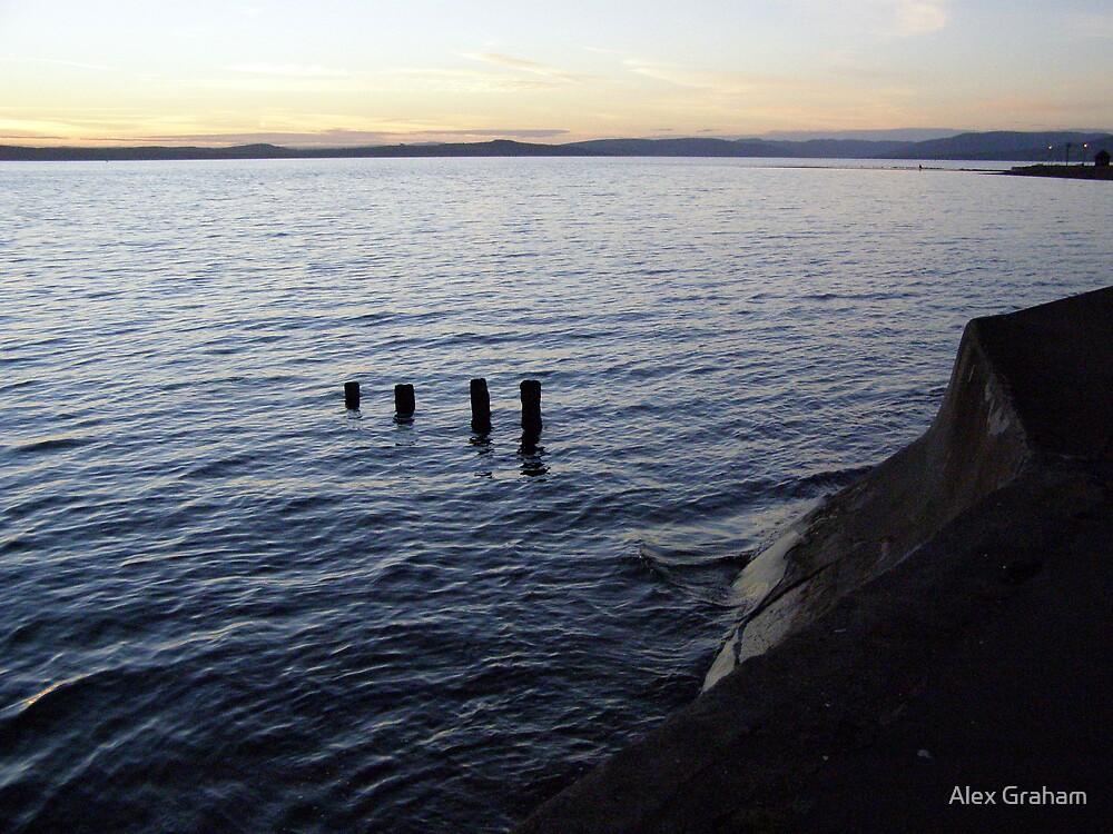 Largs Coast by Alex Graham