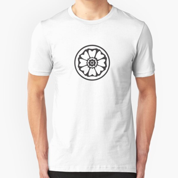 The White Lotus- Avatar  Slim Fit T-Shirt