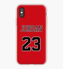 Michael Jordan 23 Jersey Phone Case iPhone Case