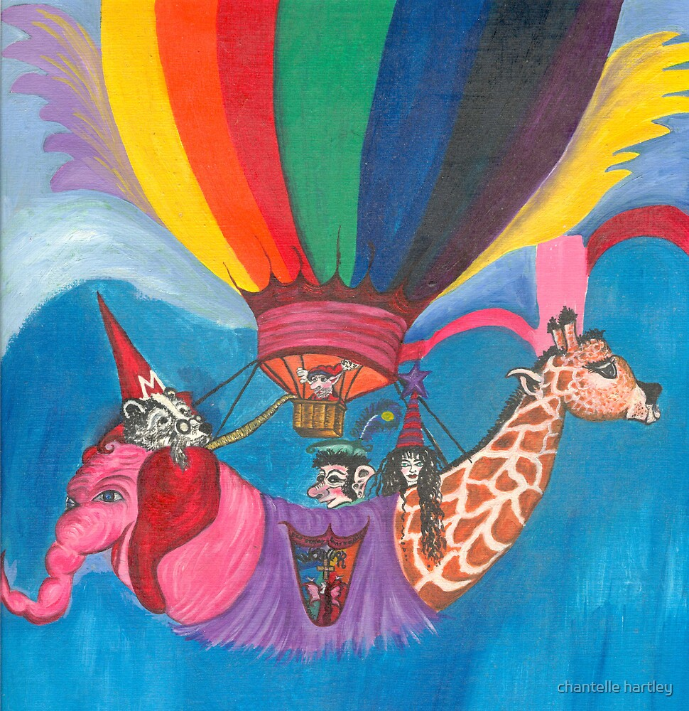 The Joy Ride by chantelle hartley