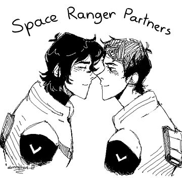 Space Ranger Partners by skythecoolbean