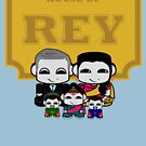 O'BABYBOT: House of Rey Family by Carbon-Fibre Media