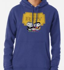 O'BABYBOT: House of Rey Family Pullover Hoodie