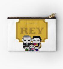 O'BABYBOT: House of Rey Family Zipper Pouch