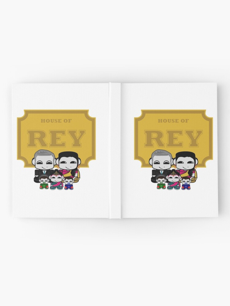 Alternate view of O'BABYBOT: House of Rey Family Hardcover Journal