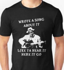 In Living Color's Calhoun Tubbs Unisex T-Shirt