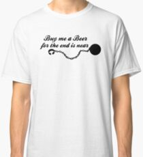 Buy Me A beer Classic T-Shirt