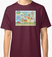 In the Land of Peace and Love Classic T-Shirt