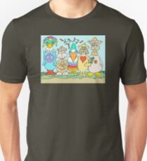 In the Land of Peace and Love T-Shirt