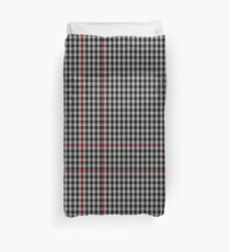Kerr Shepherd's Plaid Clan/Family Tartan  Duvet Cover