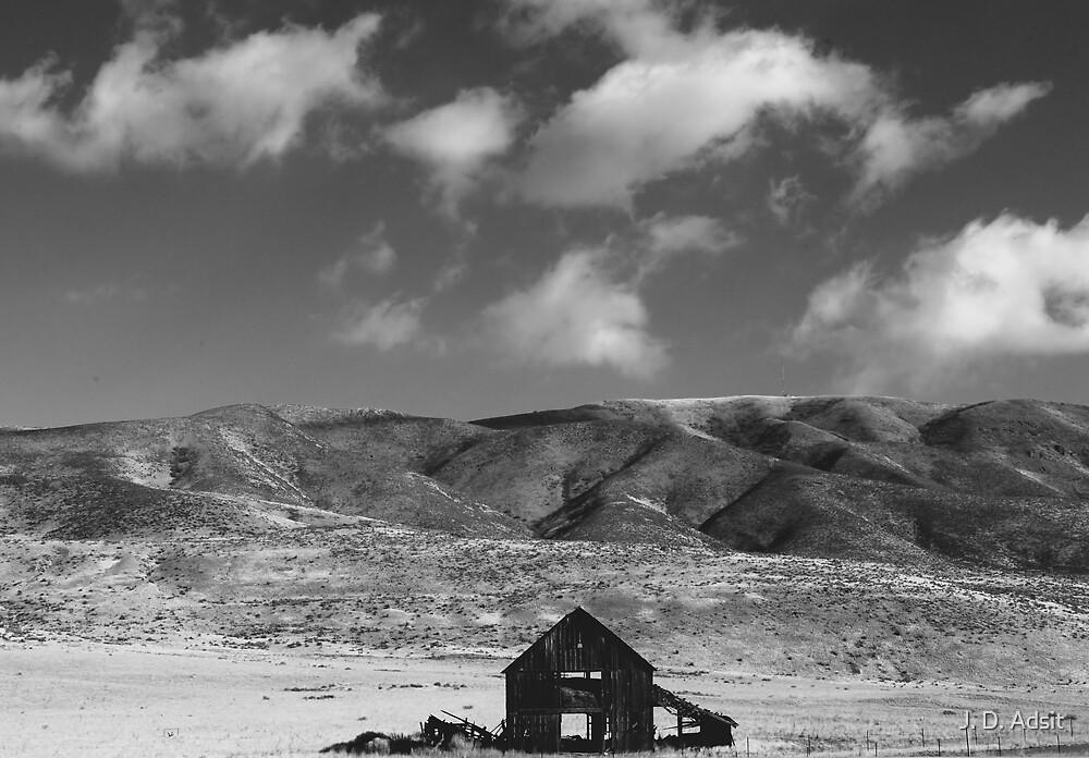 Fallen Loft by J. D. Adsit