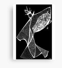 Jester - Series 2 Canvas Print