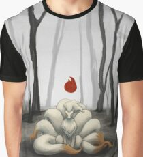 The Fire Fox Graphic T-Shirt