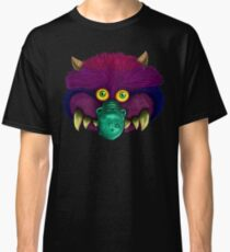 Monster (black background) Classic T-Shirt