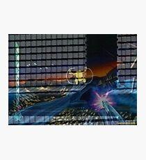LawnTron #2 Photographic Print