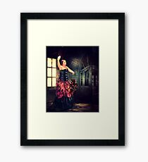 It Only Hurts a Little Framed Print