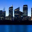 Sydney Blu by Gino Iori