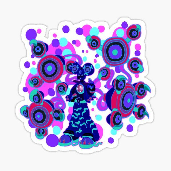 Nix glow Sticker