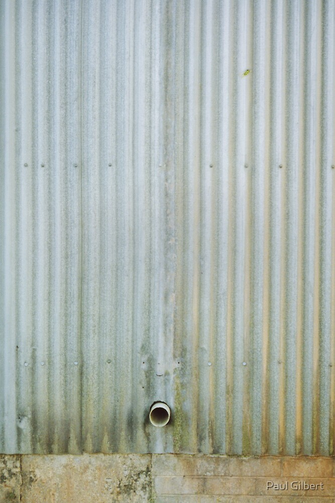 Corrugated #2 by Paul Gilbert