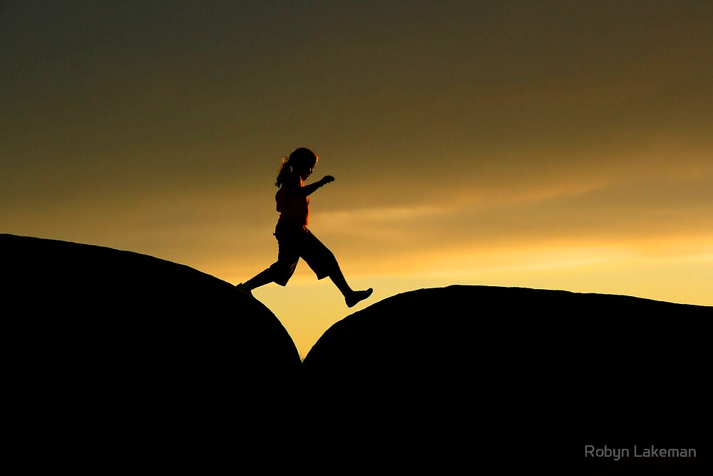 Leap of Faith by Robyn Lakeman