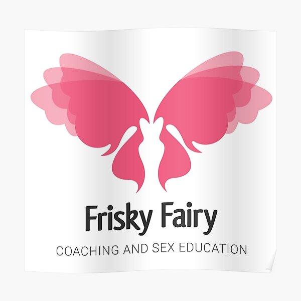 The Original Fairy Logo Poster