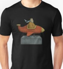 Road to Nowhere - Triptych Panel No. 3 Unisex T-Shirt