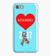 Autism Awareness - Embrace our differences T-shirt iPhone Case/Skin