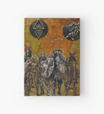 tamriel worriers Hardcover Journal