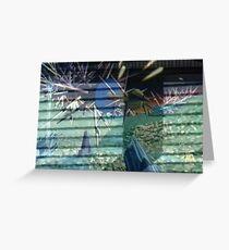 LawnTron #6 Greeting Card