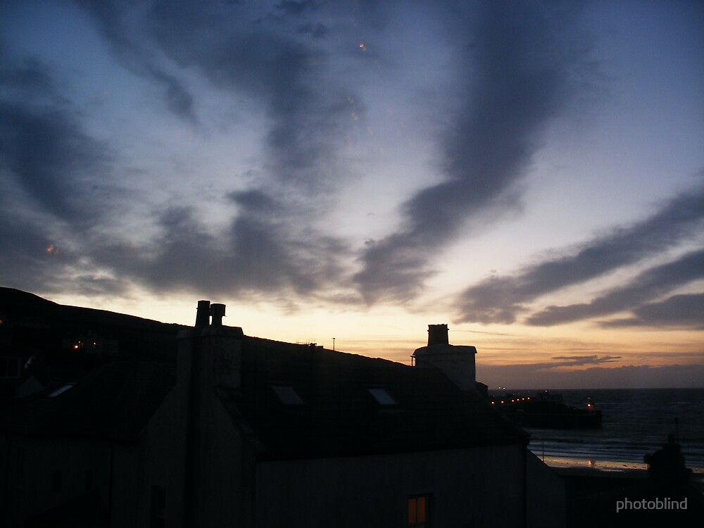 Sunset by photoblind